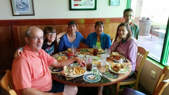 Burnt Store Grille: Family lunch