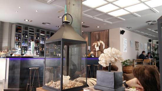 Bonita Bonita Lounge Bar and Tapas: Un sitio con clase y encanto