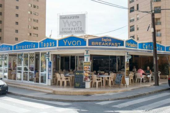 Cafeteria Yvon