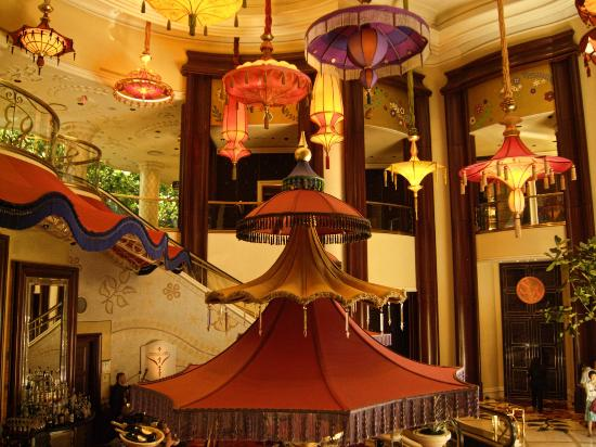 Wynn Parasol Down Bar Picture Of Encore At Wynn Las Vegas Las