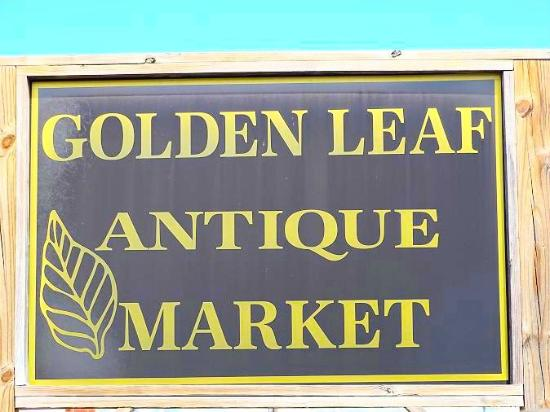 ‪Golden Leaf Antique Market‬