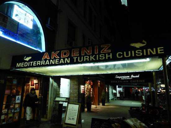 Yummy bread picture of akdeniz new york city tripadvisor for Akdeniz turkish cuisine nyc