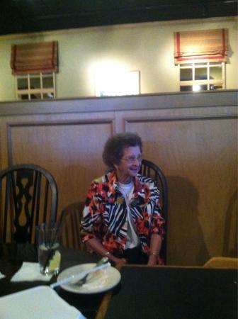 Tucker's Restaurant: Happy birthday young lady!