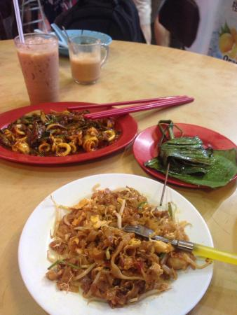 Sungai Pinang Food Court