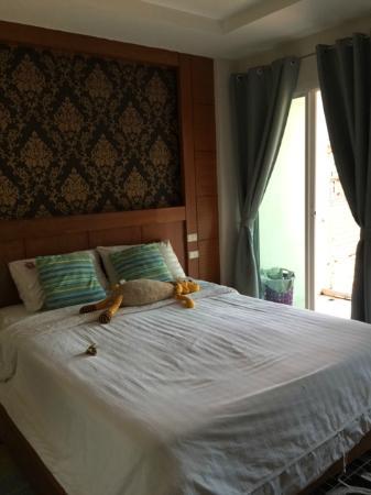 DDC House: my nice room