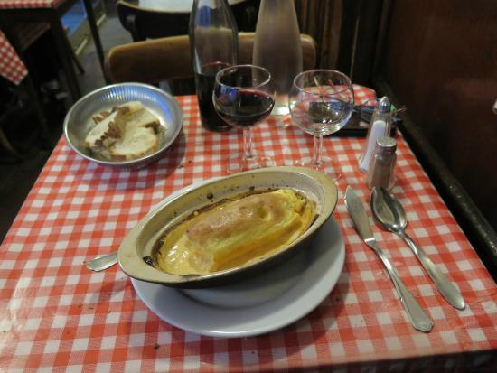 Bouchon Comptoir Brunet: dinner!