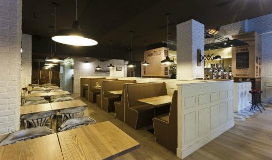 imagen La Pepita Burger Bar en Pontevedra