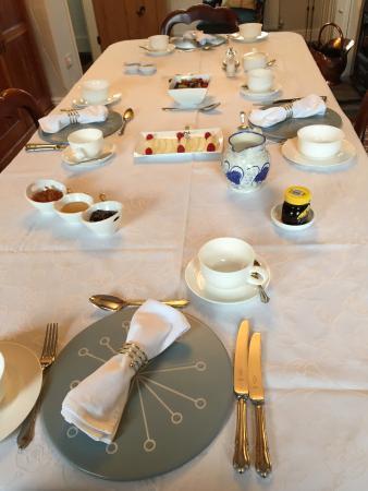 Thurstonland, UK: Breakfast