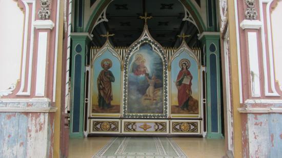 Zaruma, เอกวาดอร์: Santuario de Nuestra Senora del Carmen