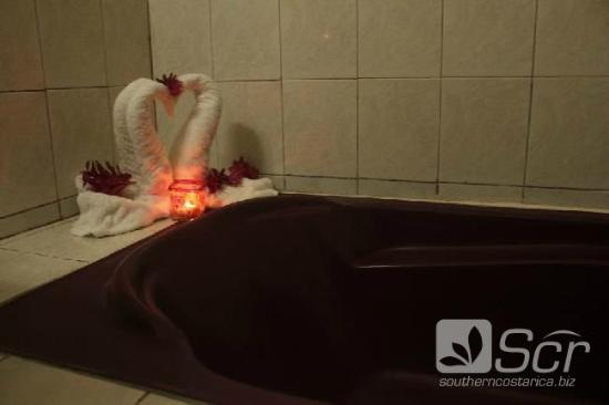Cabinas Sole d'Oro: Decoración para el baño
