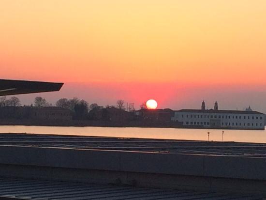 Hotel Panorama: Sunset 1