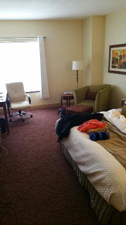 كراون بلازا ميلووكي إيربورت: Crowne Plaza Milwaukee West Hotel