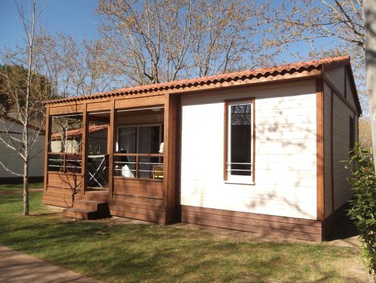 Yelloh! Village Mas Sant Josep: This was our 2 bedroom chalet
