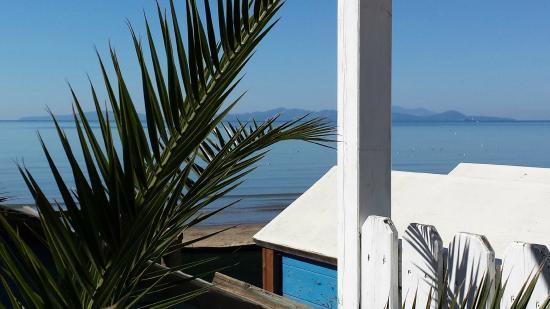 Hotel Ausonia: Bagno Ausonia - Spiaggia Privata