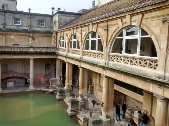 Baños Romanos De Bath: about the origins: fotografía de Museo de las Termas Romanas, Bath