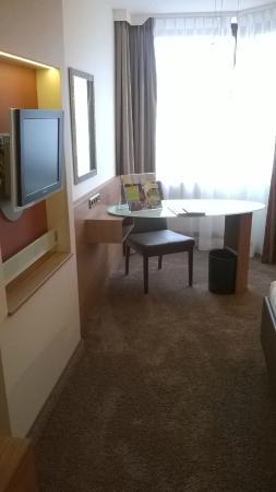 Land & Golf Hotel Stromberg: My room