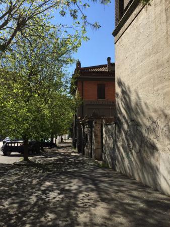 My Guest Roma: Il tranquillo ma molto ben collegato quartiere del B&B