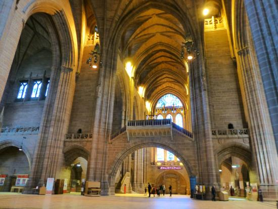 Liverpool Cathedral Interior Picture Of Liverpool
