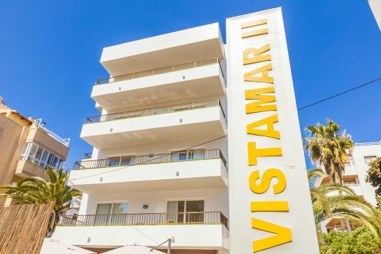 Apartamentos Vistamar II: Apartamentos