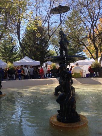 Grant Park : Fall festival
