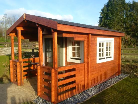 Giltraps Townhouse & Glamping: Glamping is The Rage!