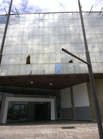 National Museum Quito: Entrada