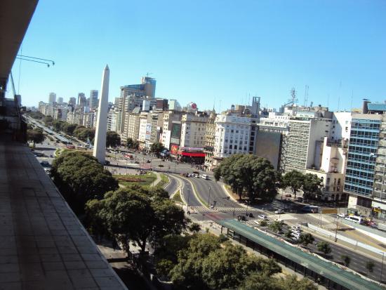 Salles Hotel : fantástica vista desde la ventana de la habitación