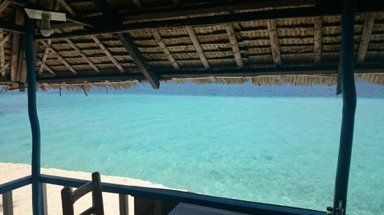 Modessa Island Resort: View from the restaurant