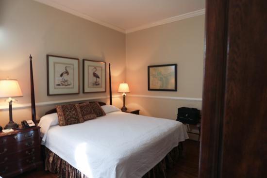 3rd Floor 2 Bedroom Suite King Room Picture Of Kings Courtyard Inn Charleston Tripadvisor