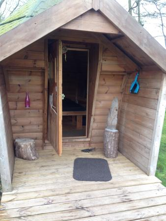 The Hideaway at Baxby Manor: Ecopod