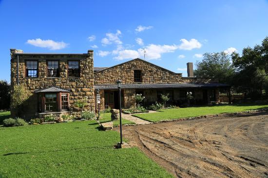Moolmanshoek Private Game Reserve: Accomodation