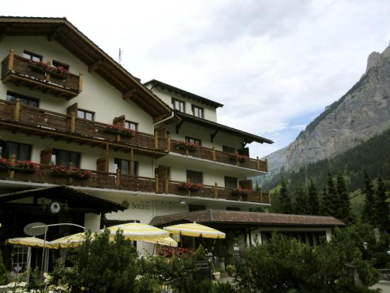 Alfa Soleil: view of the hotel
