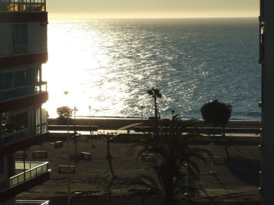 BQ Andalucia Beach Hotel: Balcony view.