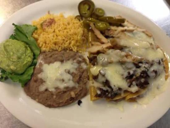 Quinlan, TX: Oasis Mexican Restaurant