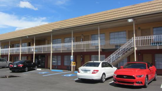 Knights Inn Sarasota: Hôtel