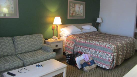 Knights Inn Sarasota: chambre 203