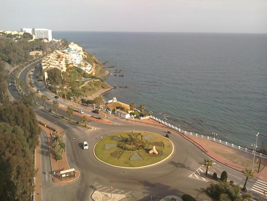 First Flatotel Internacional: view from room