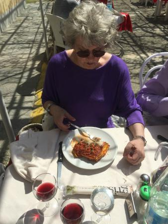 Santa Caterina: Lasagne