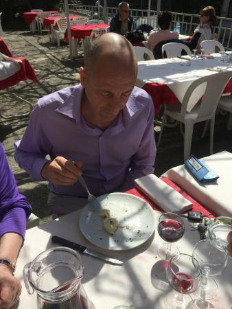 Santa Caterina: Cannelloni Ricotta e Spinaci