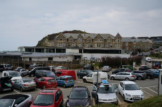 ‪Watergate Bay Hotel‬