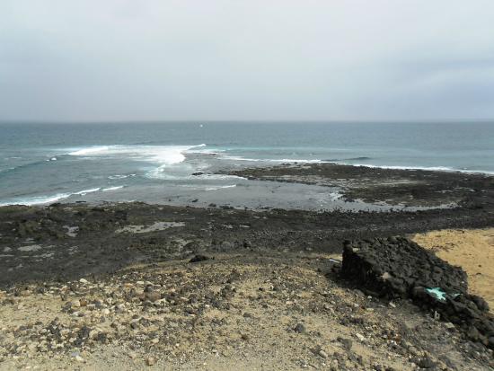Isla de Lobos : Mar