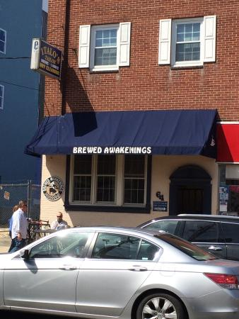 Brewed Awakenings