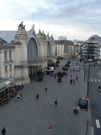Hotel de L'Europe : View from our room 309
