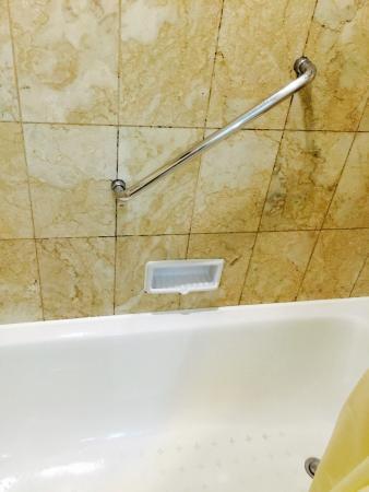 Hotel Ciputra Jakarta: Be Careful   Slippery Bathtub.