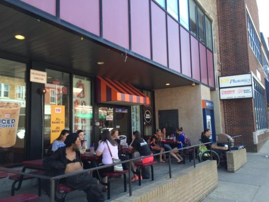 Dunkin 39 Donuts Newark 51 E Main St Restaurant Reviews Phone Number