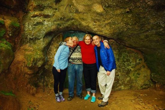 Grotte de Bernifal : Grotte de Benifal