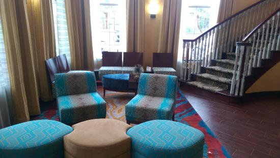 Best Western Plus Houston Atascocita Inn & Suites: Lobby