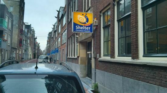 Shelter Jordan - Amsterdam Hostel: Хостел