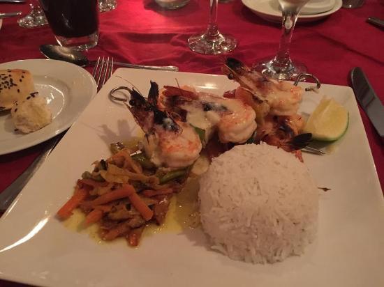 La Plaine St. Andre: Красиво и вкусно!