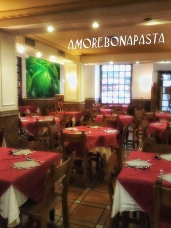 Amore Bonapasta SL. : Nueva decoración